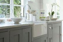 kitchens / by Pamela Hill