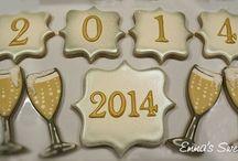 New Years Cookies / by Erin Brankowitz