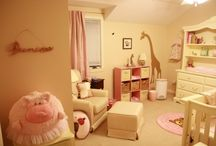 Nursery Ideas. / by Veronica Andrea