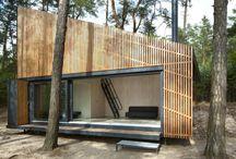 Cabins! / by Inhabitat
