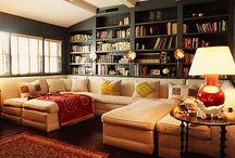Living Rooms / by Amanda Rushing