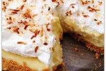 Coconut Cream Pie / by CHEFS Catalog