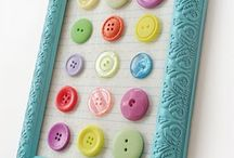 Button Love / by Bonita Rose Kempenich