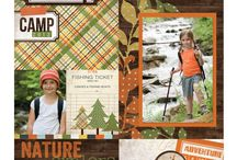 Scrap - Outdoor Layouts / by Donna Shultz