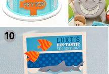 Birthday/Shower ideas / by Mindy Pidek