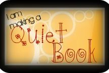 shhh- quiet books / by Cara Hackenmiller