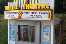 Little Free Libraries / by Thelma Rosales