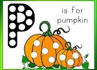 Tot School:Pumpkins / by Dakotapam.com