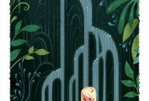 Mary Blair / Mary Blair Illustrator / by Mia Charro Illustrator