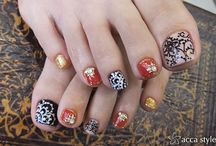 Autumn nails / by Andie Halfacre