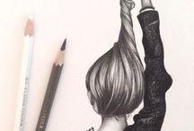 Dibujos / by Maria Comparini