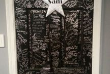 Victor's Bar Mitzvah ideas / by The Painted Dragonfly