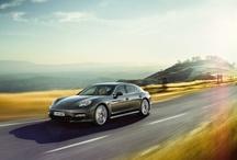 Porsche Panamera / by Boardwalk Porsche