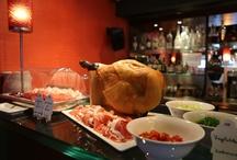 Siddharta Café at Buddha-Bar Hotel in Prague / by My Life's A Trip