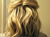 Cute Hair Ideas! / by Kim Teschner