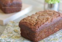yummy baked goods / by Karen Bussa