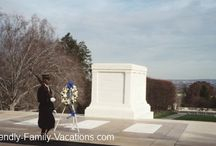 Washington DC Attractions / by Kid Friendly Family Vacations