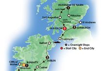 2015 Scotland and Ireland Tours / by CIE Tours International