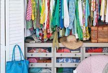 Closets / by Callie Walton