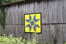 Barn Quilts / by Curlicue Creations