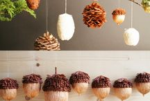 Christmas Tree / Woodland Inspired Ornaments / by Maggie Green