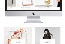 Portfolio nettsider / by Marte Teigen