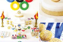 Olympic Parties! / by Parties By Alex