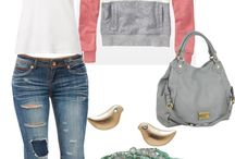 {Playing Dress Up - Clothes, Shoes, & Accessories} / by Charli Foskey