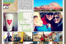 Scrapbooking/Project Life / by Melissa Williamson