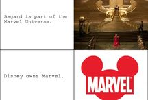 Marvel - from Universal to Disney / by Mouse Tales Travel