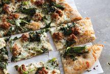 Pizza Pie / by Meliesha Duodu
