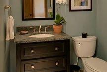Bathroom Ideas / by Amanda Babcock