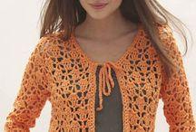 Crochet patterns / by Julianne Rosenzweig Stamatyades