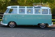 Vintage VW's / by Linda Lawton