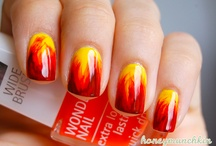 Nails - Add A Little Something Extra To Every Look  / by Morgan Burkhart