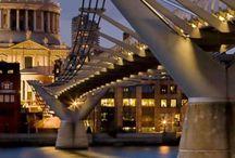 Unique Bridge Structures / by Sin Ister