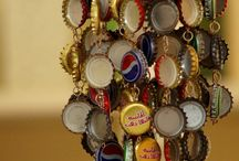 Fun Things / Bottle tops / by Tammy John