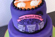 Halloween cakes / by Jemma Madden