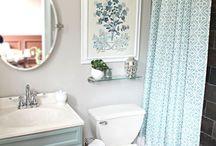Bathroom ideas / by Lillian Smith