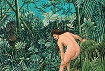 Henri Rousseau / by Jesus Martinez