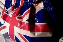 Cause Emily says i'm BRITISH! / by Caitlyn Vassar