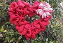 Wreaths.  / by Cheryl Lynn
