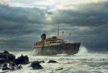 SEA - In loving memory of my brother Captain Tassos / by Dimitra K.