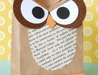 Teacher Gifts / by Little Black Duck