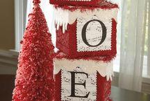 Christmas / by Stephanie Sheridan