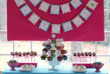 American Girl Party / by Poppy Event Design
