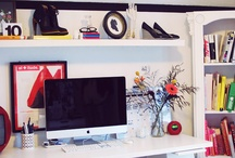 Office Spaces / Minimalist office spaces. / by Carmia Cronjé {Clementine Creative}