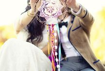 Bohemian wedding ideas / by 100 Layer Cake