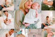 Lifestyle Newborn and Baby Photography / In home sessions / by Anne- Owner of Anne Wilmus Photography