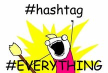 #hashtag / by Vanessa Bernadel